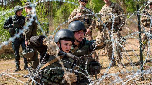 ForPost - Допуск иностранных войск на Украину только усилит напряженность в Донбассе