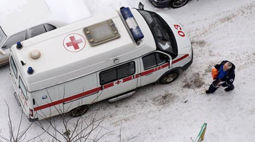 ForPost - В Москве из-за падения дерева погиб человек