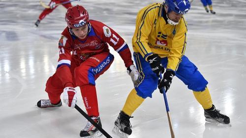 ForPost - Россия вернула титул чемпиона мира по хоккею с мячом