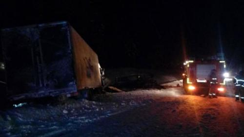 ForPost - Страшное ДТП в Ленобласти: погибших уже девять
