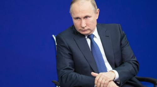 ForPost - Путин зарегистрирован кандидатом на пост президента России