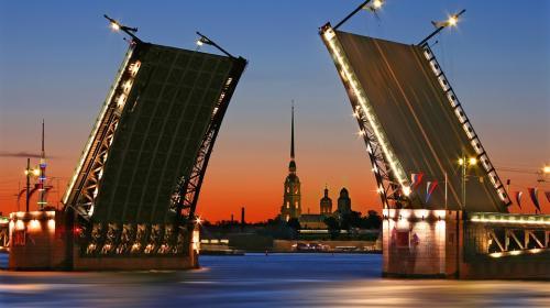 ForPost - В Санкт-Петербурге могут появиться гостиницы на воде