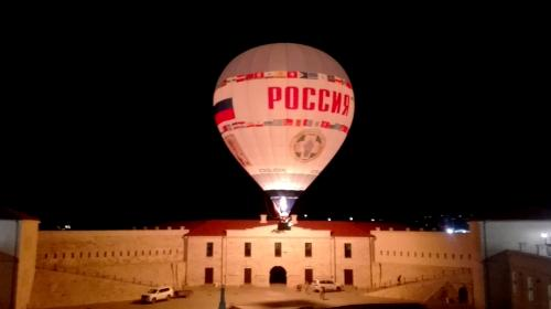 ForPost- Севастополь - стратосфера: Фёдор Конюхов идет на новый рекорд