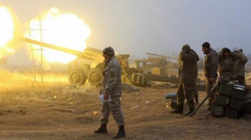 ForPost - Украинские силовики обстреляли Луганск из артиллерии, заявили в ЛНР