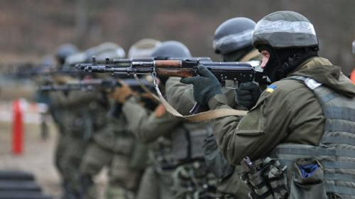 ForPost - В ЛНР заявили, что диверсионные группы ВСУ тренируют инструкторы НАТО