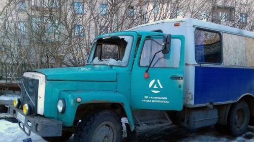 ForPost - ВСУ обстреляли автоколонну рабочей смены ДФС, ранены пять сотрудников