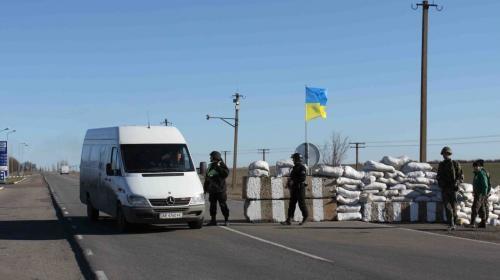 ForPost - ДНР: ВСУ обстреляли КПП «Марьинка», ранены мирные жители