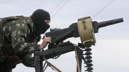 ForPost - ВСУ обстреляли территорию ЛНР два раза за сутки, сообщили в республике