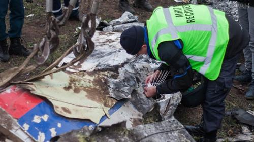 ForPost - ДНР передала Амстердаму останки жертв крушения МН17 в Донбассе