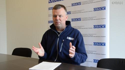 ForPost - «Наша цель — ноль жертв»: замглавы СММ ОБСЕ рассказал о ситуации на Донецкой фильтровальной станции