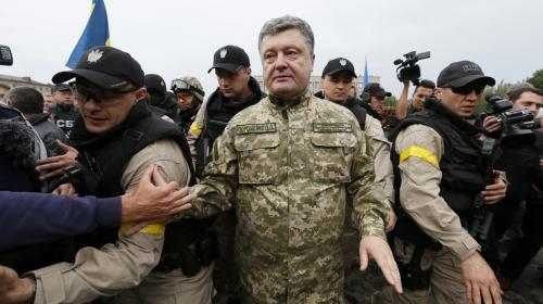 ForPost - Киев готовит диверсию во время визита Порошенко в Донбасс
