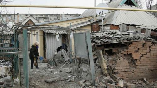 ForPost - Мирный житель ранен под Докучаевском в результате обстрела