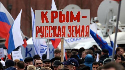 ForPost- Украинцев отрезают от правды о Крыме и России