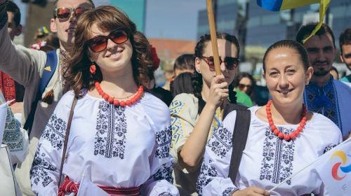 ForPost- Патриотичные украинцы устремились в Крым