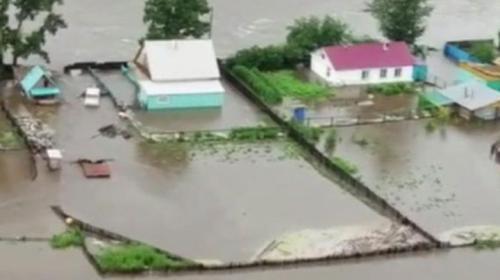 ForPost - В Забайкалье из-за паводка эвакуированы тысячи человек