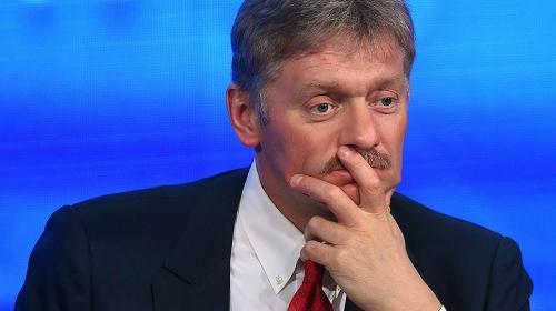 ForPost - В Кремле не стали комментировать сообщения о появлении самолета Ким Чен Ына во Владивостоке