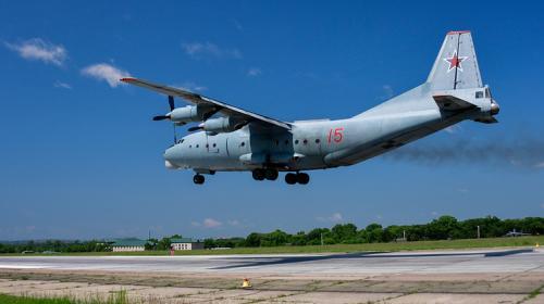 ForPost - Масштабные учения с участием трех полков военно-транспортной авиации начались в России