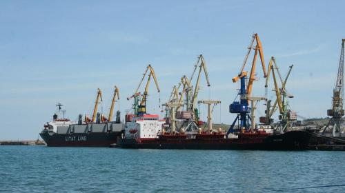 ForPost - «Крымские морские порты» надеются на Ближний Восток