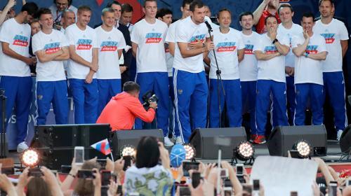 ForPost - Врач сборной России назвал чушью обвинения в употреблении допинга
