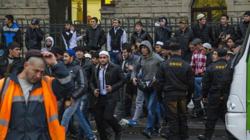 ForPost - Россия ужесточила миграционное законодательство