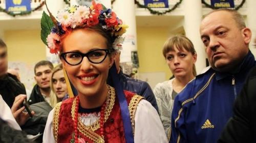 ForPost - В словах Собчак об украинском Крыме не увидели крамолы