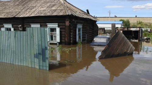 ForPost - В Чите из зоны подтопления эвакуированы почти три тысячи человек