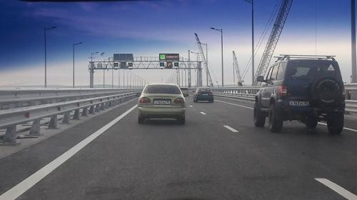 ForPost - Крымский мост спас дороги полуострова от пробок