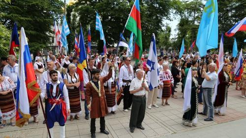 ForPost- РФ восстановила права всех народов Крыма, – депутат