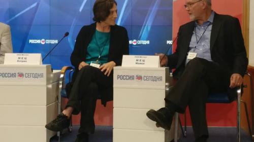 ForPost- Экс-глава американской «Сиско» оценил перспективы создания в Крыму новой