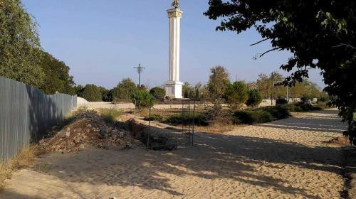 ForPost- Власти Севастополя пообещали благоустроить парк Победы к 1 декабря