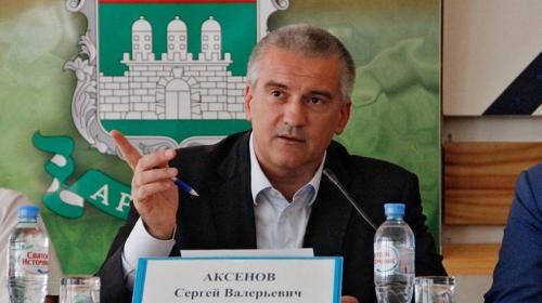 ForPost- Власти Крыма не увидели проблем для химпредприятий от санкций Украины