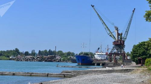ForPost- Крым наладил морские грузоперевозки с Абхазией
