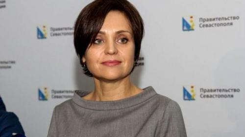 ForPost- Глава департамента архитектуры Марина Ракова уходит из правительства Севастополя