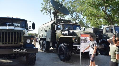 ForPost- Медведев распорядился создать в Севастополе парк «Патриот»