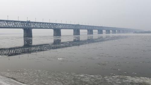ForPost- Китай завершил строительство своей части первого железнодорожного моста через Амур