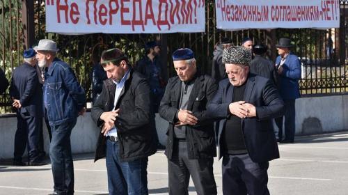 ForPost- Зачем посеяли зерно раздора между ингушами и чеченцами
