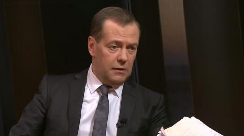 ForPost - Медведев считает американские санкции объявлением торговой войны