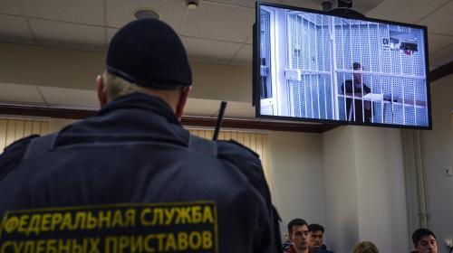 ForPost - Мосгорсуд отказался освободить Мамаева и Кокорина из СИЗО