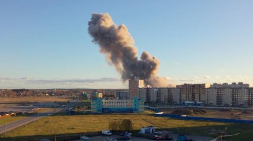 ForPost - МЧС уточнило число погибших на заводе в Ленобласти