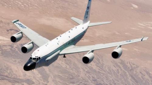 ForPost - Американский военный самолет провел разведку у западных границ России