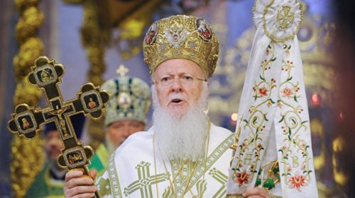 ForPost - В РПЦ признали Константинопольского патриарха раскольником