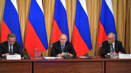 ForPost- Путин поможет реабилитированным народам Крыма с документами