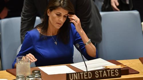 ForPost - Хейли резко раскритиковала ООН за нежелание