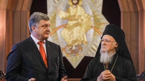 ForPost - В РПЦ упрекнули Порошенко в нарушении Конституции Украины
