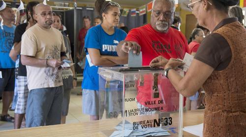 ForPost - В Новой Каледонии завершился референдум о независимости от Франции