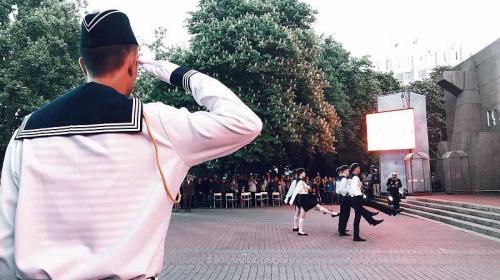 ForPost- Патриотизм в Севастополе поставили на рельсы закона