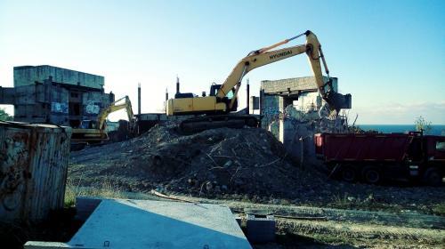 ForPost- Ради большой стройки в Севастополе «зачистят» мыс Хрустальный