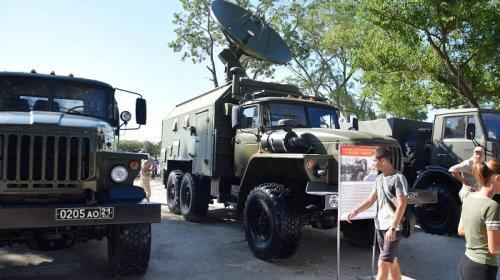 ForPost- У парка «Патриот» в Севастополе будет 11 филиалов