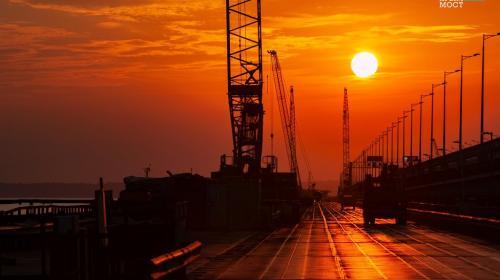 ForPost- Охрану Крымского моста усилят полицейскими