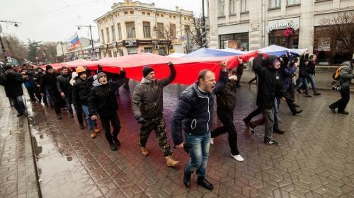 ForPost- Жители Крыма готовы подтвердить свой выбор России